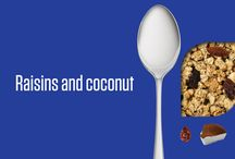 Raisins & Coconut / Raisins and Coconut Granola