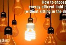 Energy Saving Tips / This board is all about energy saving tips for around the home.