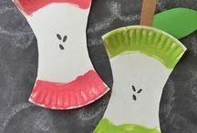 Höstpyssel för barn