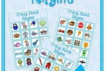 Rhyming Activities / Teaching rhyme to students using fun activities!