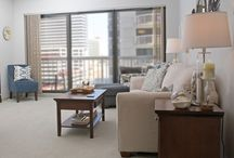 This 1BD FOR SALE In Atlantic City is Magazine Material!! / Fully furnished 1BD / 1.5BA with views of it all!! Ocean, City and Bay!! Magnificently decorated with elegant taste. New carpet and tile throughout. Large balcony too!! Pet friendly. Asking - $159,900 - www.OceanClubRealty.com - (609) 345-3101