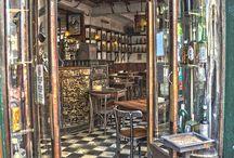 bars and resaurants