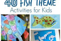 Fish theme