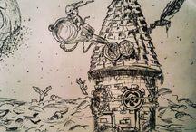 Mu drawings