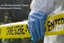 Biohazard and Trauma Cleanup