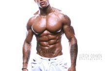 Muscles boy