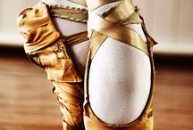 En Pointe & Tutus / Ballet dreams...