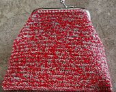 click here to see my crochet coin purses /  my ooak crochet coin purses made using dmc quality cotton crochet threads / by B.L. Embrey