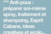 Anti poux