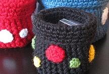Crochet vide poche