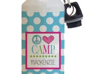 Personalized Camp Stationery & Accessories