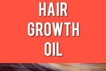 diy hair growth oil