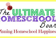 Amazing Homeschool Ideas / Homeschool ideas that will inspire, encourage, motivate and revolutionize your homeschooling days.