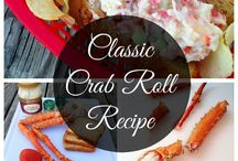 Fall Favorites / Creamy, indulgent and delicious Crab Classic meals perfect for when the weather gets cooler!