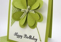 St. Patrick's day cards / by Margot Turano