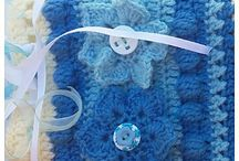 Crochet and knitting for health