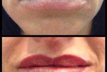 Pmu lips / Permanent make up lips