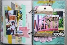 Mini Albums / by Mei Li Paperie