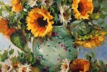 Nancy Medina....malarstwo