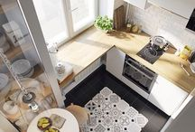 Small kitchen & dinning