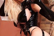Sexy Latex Fashion / All the latex goodness for your eyeballs