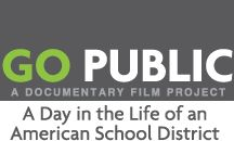 NOW PLAYING / Upcoming screenings of GO PUBLIC