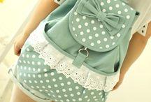 cute backpacks ♥♥♥