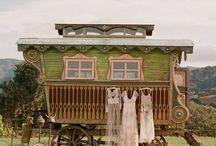 gypsy vardo, modern vardos (tiny houses)