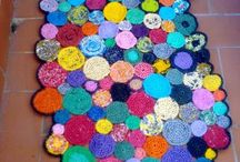 Colorful & recycled
