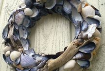 Driftwood and shells / by Joan Burricelli-Bent