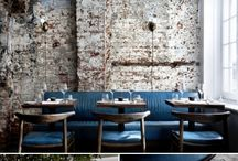 Restaurant interior designs