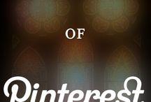 Pinterest Info / by Sharon Kondratenko
