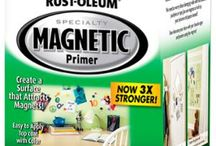 Rust-Oleum Magnetic Primer via Barracuda Turk Export / Rust-Oleum Magnetic Primer