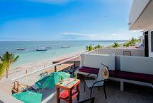 Hoteles en Puerto Morelos