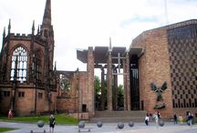 All things-Coventry England...my fair city / by Donna Steel