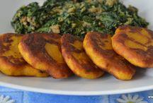 Zdravé recepty - hlavní jídla