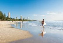 Gold Coast Beaches / A collection of Cairns Dentist Photos of Beaches in Gold Coast, QLD. The beaches and foreshores of the Gold Coast are famous around the world for their unique beauty and contribution to the region's tourism industry.