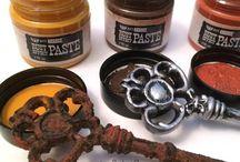 Rust paste