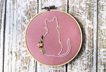 Embroidery & Stitchery