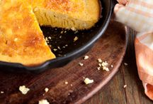 ~Cornbread~  / If there's a recipe for cornbread, it is here~