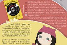 Infografías Literarias