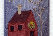 Embroidery/Sticken