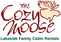 Cozy Moose Cabins Moosehead Lake Views / The Lakefront cabin Greenville Maine Rental - beautiful views of Moosehead Lake, Mountains and Sunsets