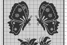 schema farfalle