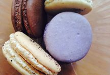 Macarons / The best thing about life. Macarons.