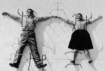 Ünlü mimar çiftler / Charles-Ray Eames