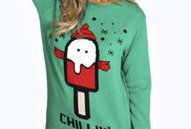 Christmas Jumpers / Head into the festive season with our top Christmas jumper picks  / by boohoo