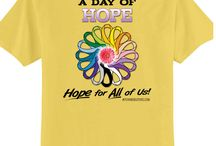 Custom #RacefortheCure Shirts / a selection of #raceforthecure individual and team shirts for the walk, or you can design your own!  Check out http://bit.ly/1sze4Bd