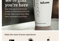Welcome Email Design Inspiration