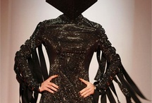 Is not just a dress, is a sculpture/Fashion Details I love